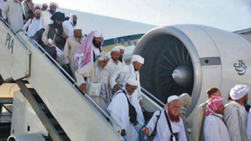 Post-Hajj flight operation to commence on Monday