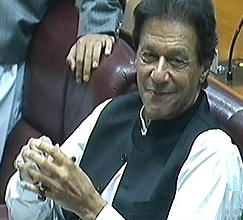 Imran Khan elected 22nd PM of Pakistan