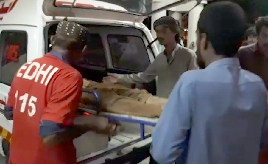 Seven of a family killed in Jamshoro accident