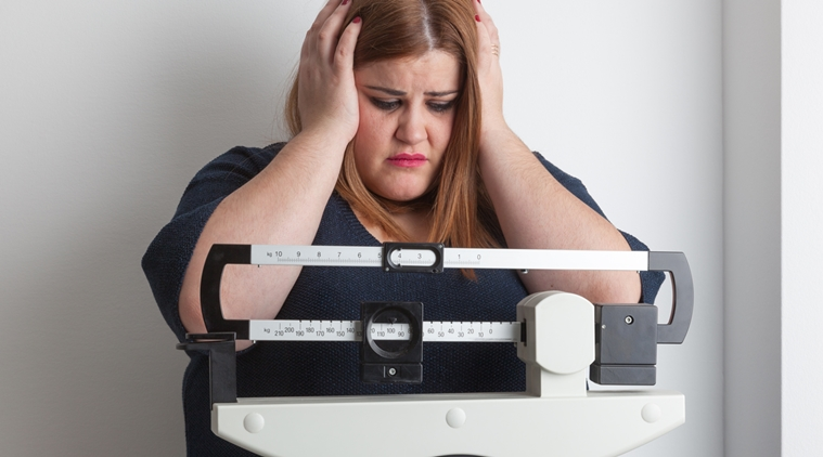 Girls with obesity have increased risk of depression