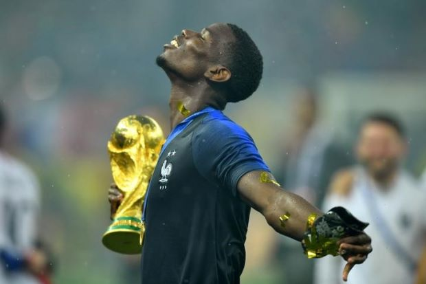 I fear being fined if I speak out: Pogba