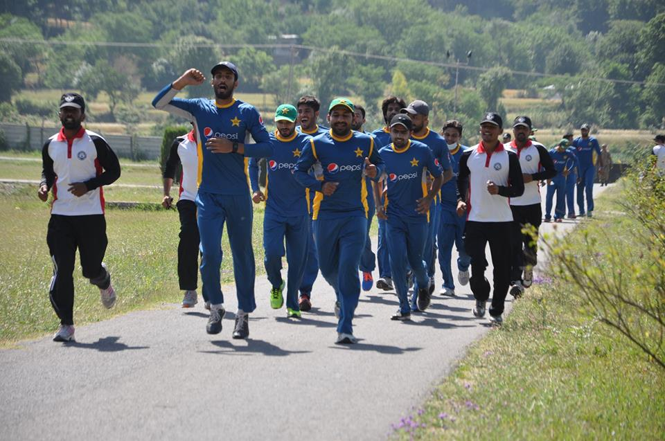 PCB asked 26 players to attend fitness test camp in Abbottabad