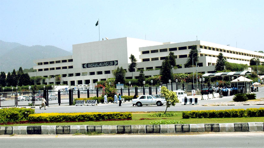 Caretaker PM sends summary for NA session on Aug 13