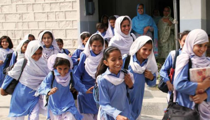 Schools reopened in Sindh, Balochistan after summer vacations