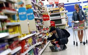 UK shop prices rise for first time in over five years - BRC