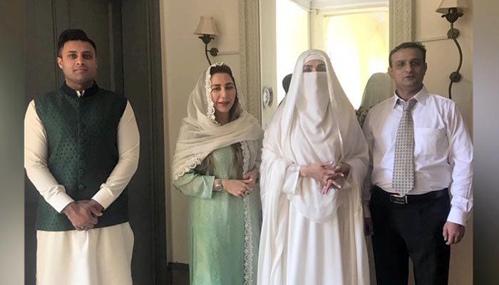 Afraid rather than happy over Imran becoming PM: Bushra Bibi