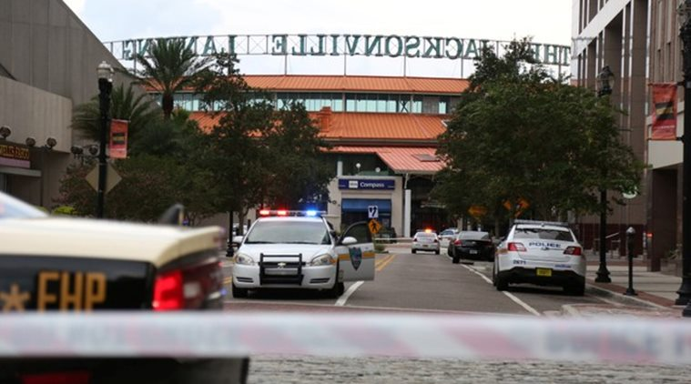 Gunman kills two at video game tournament in Florida