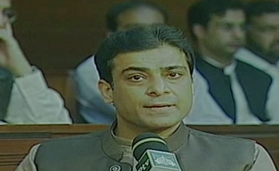 Hamza demands parliamentary commission to probe election rigging
