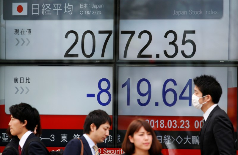 Trade tensions torpedo oil, US sanctions hammer Russian rouble