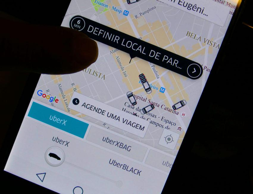 Uber's new Brazil center aims to improve safety of cash transactions