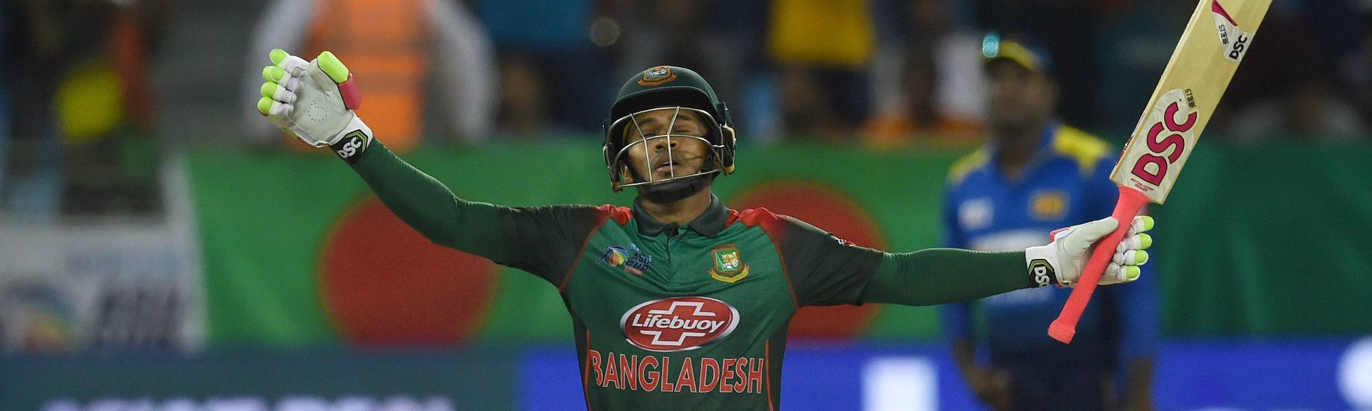 Rahim's 144 one of the best in the Asia Cup