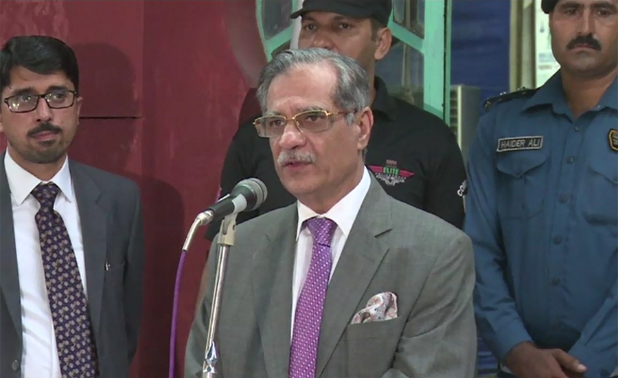 Kalabagh Dam can't be constructed immediately, says CJP