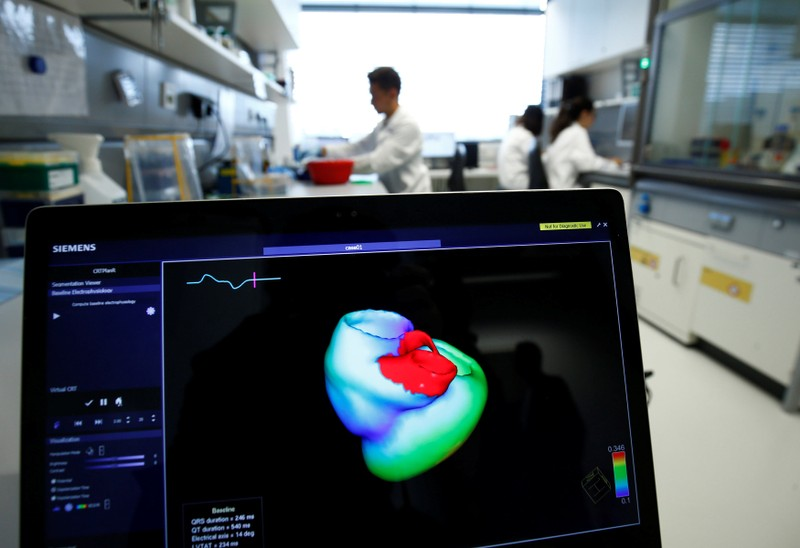 Medtech firms get personal with digital twins
