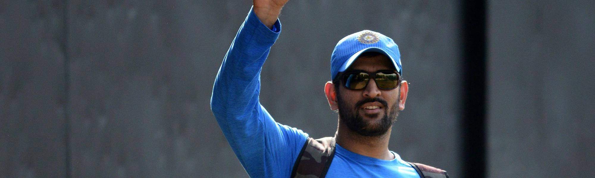 'Left the captaincy at the right time' – MS Dhoni