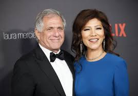Julie Chen, wife of departed CBS CEO, takes time off from 'The Talk'