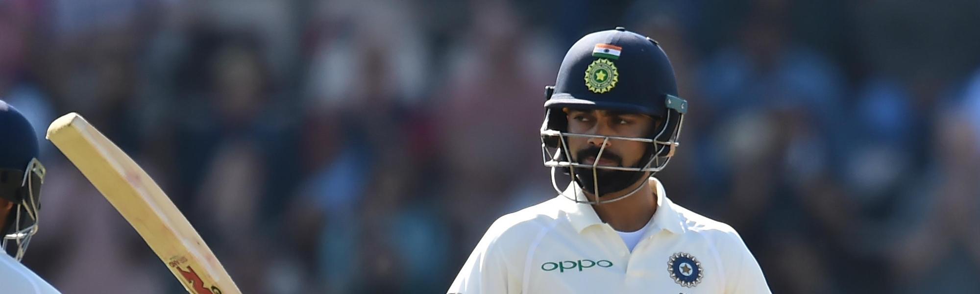 Kohli extends lead on top despite Southampton defeat