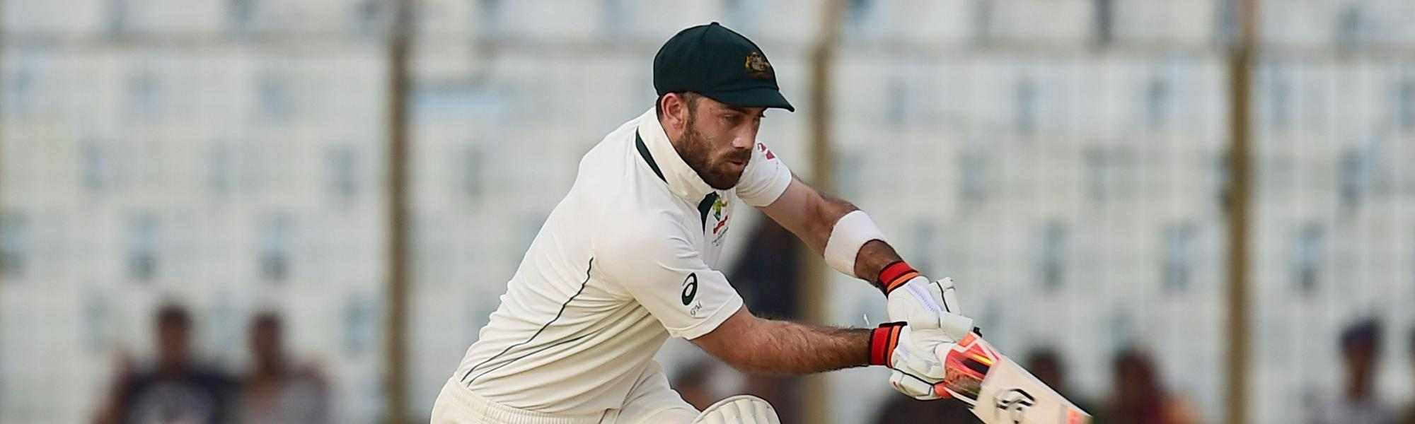 'Still got some really good cricket in me': Glenn Maxwell