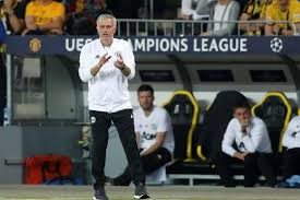Mourinho unhappy with Young Boys' artificial pitch