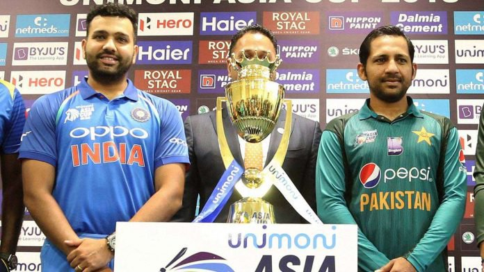 Clash of titans: Pakistan to take on India in Asia Cup today