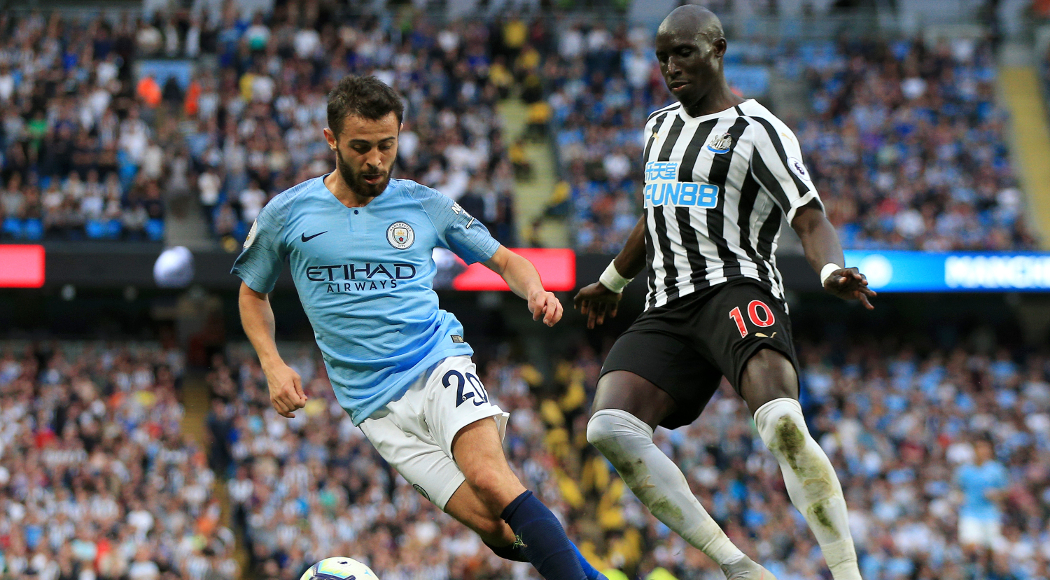 Newcastle will stick to defensive approach, says Diame