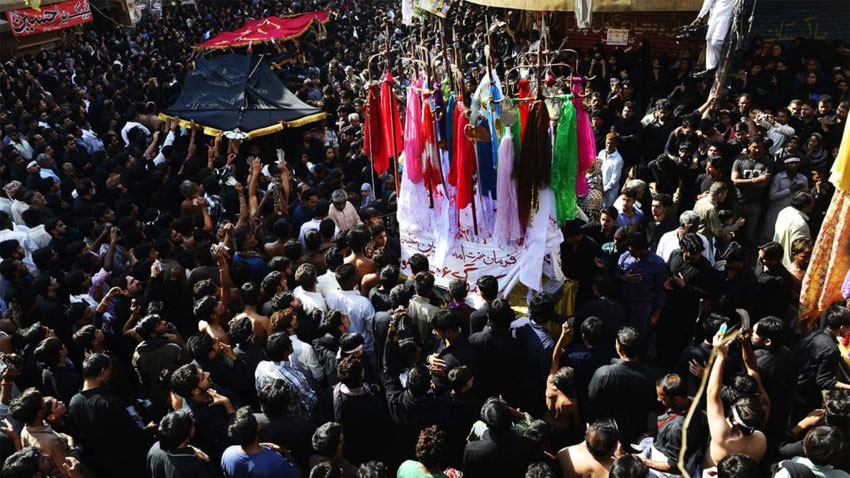 Youm-e-Ashur observed with due solemnity across Pakistan
