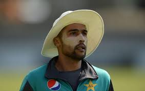Mohammad Amir ICC Pakistani team pakistan team fast bowler amir London Third ODI