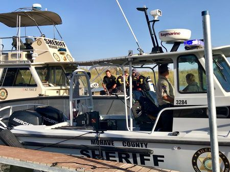 Four missing, nine injured after boats collide in Arizona