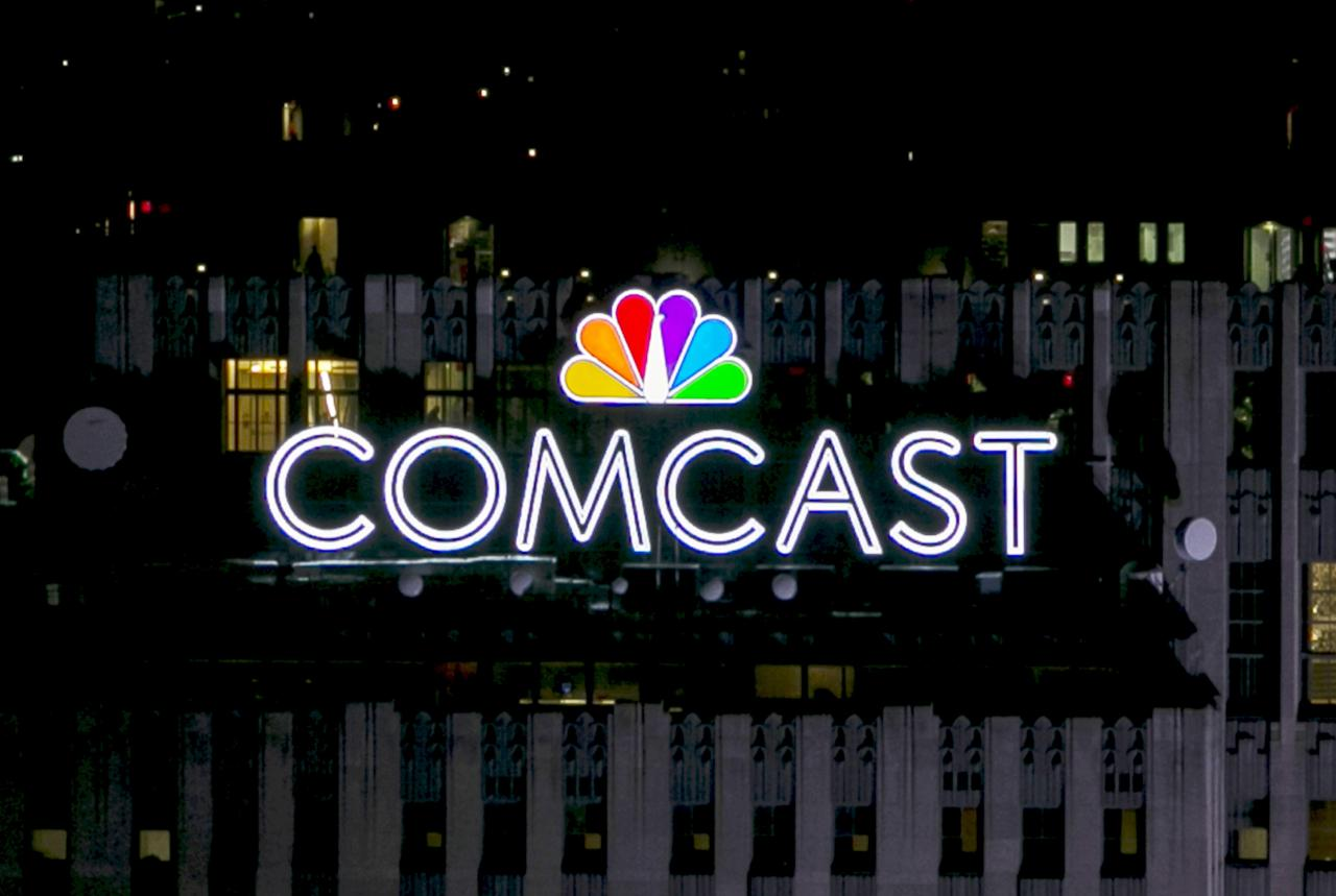 American telecommunications conglomerate Comcast outbids Fox with 30.6 billion pounds winning offer for Sky