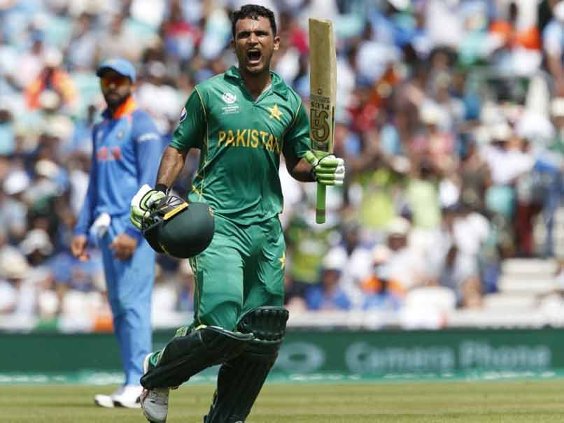 Fakhar to be included in second Test squad against Australia