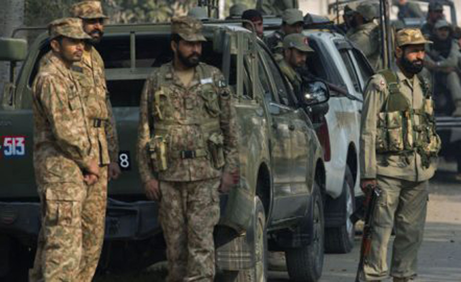 Seven soldiers martyred, 9 terrorists killed in North Waziristan IBO