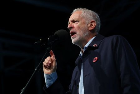 Labour will challenge PM May on her Brexit deal, Corbyn says