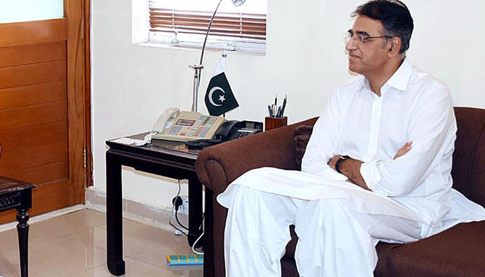 Pakistan committed to implement int'l AML, CFT standards: Asad Umar