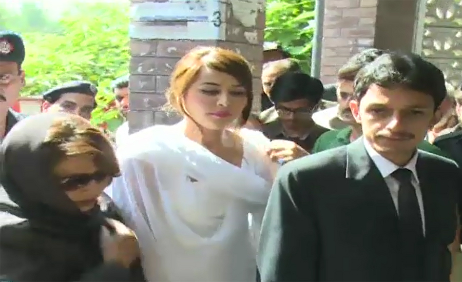 Currency smuggling: Non-bailable arrest warrants issued for Ayyan Ali