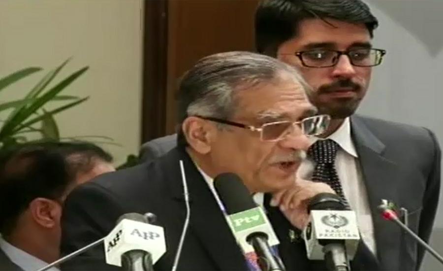 CJP Saqib Nisar says dam's construction is not WAPDA's responsibility only