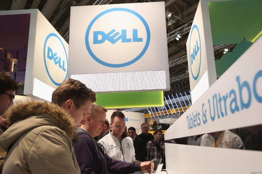 dell to take 21 7 billion tracking stock offer to december vote