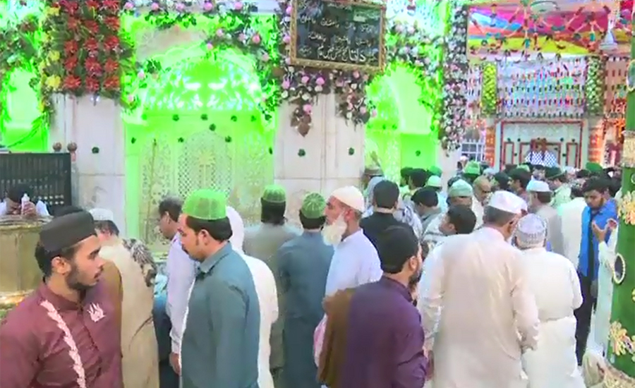 975th Urs of Hazrat Data Ganj Bakhsh starts