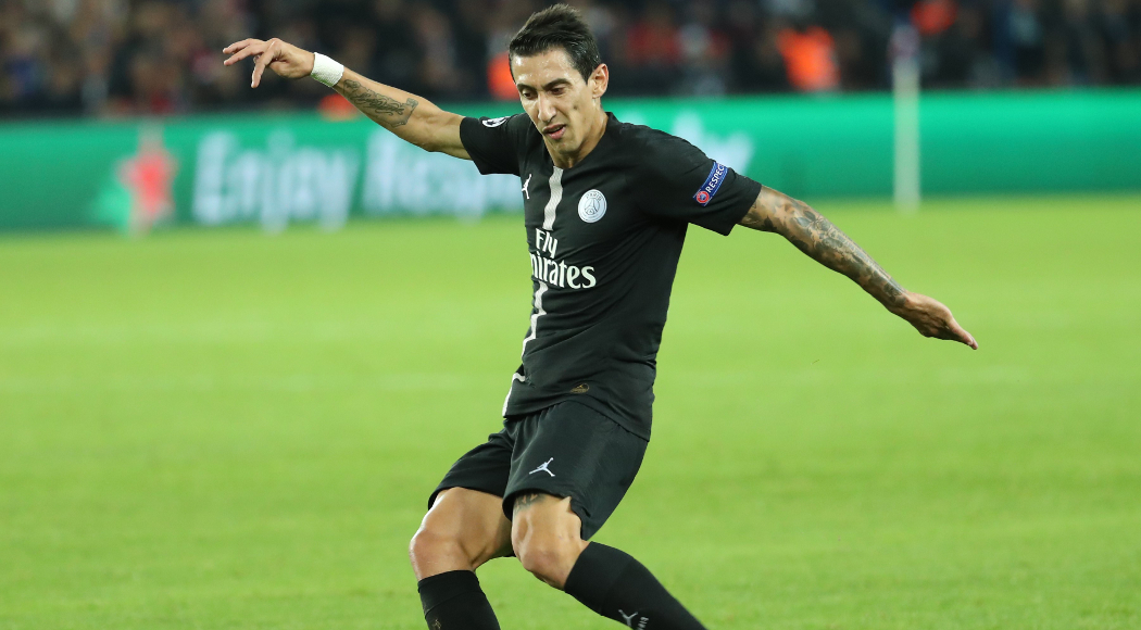 Di Maria snatches point for PSG with stoppage time beauty