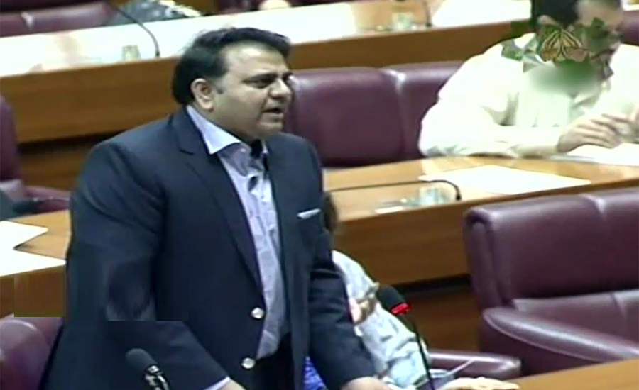 Maulana Fazlur Rahman sees stars in day & Israeli jets at night: Fawad Ch