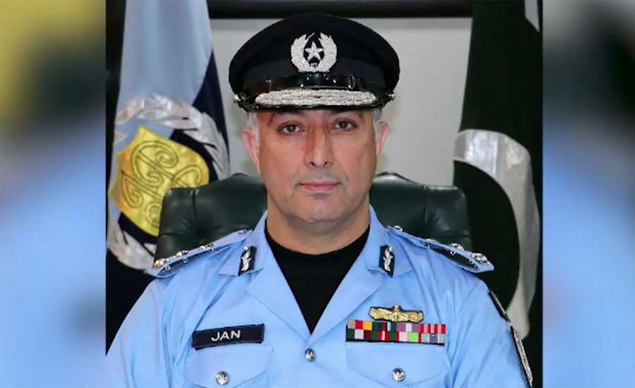IG Islamabad Jan Muhammad assumes charge after returning from Malaysia