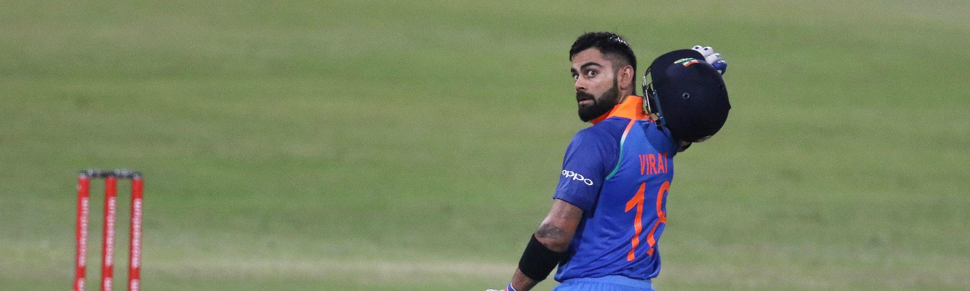 'GOAT!' – The world reacts as Virat Kohli reaches 10,000 ODI runs