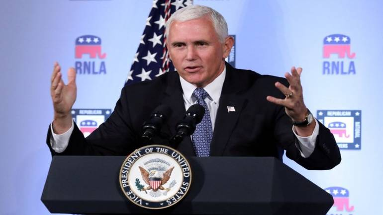 Pence says Google should halt Dragonfly app development