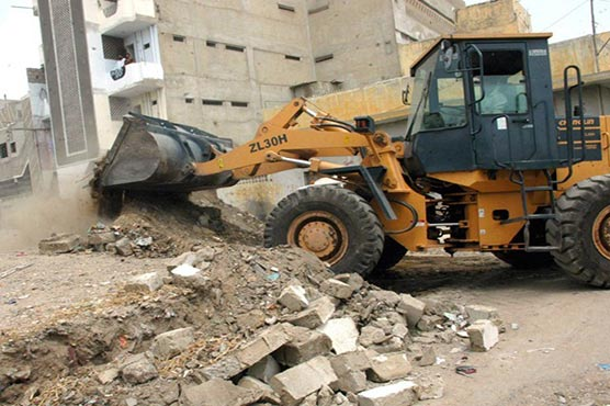 Sub-inspector killed during anti-encroachment drive in Lahore
