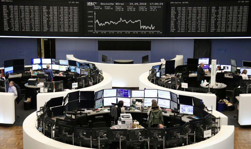 Stocks fall globally after US jobs data, Treasury yields rise again