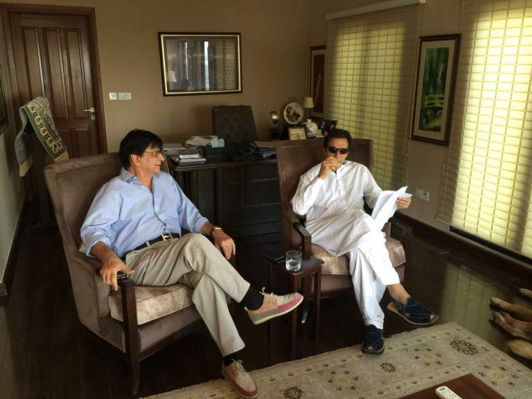 Sahibzada Jahangir refuses to take charge as PM's special assistant