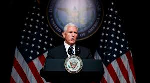 US VP Pence to tell China: We will not be intimidated in South China Sea