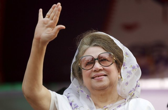 Bangladesh court doubles former PM's jail term to 10 years