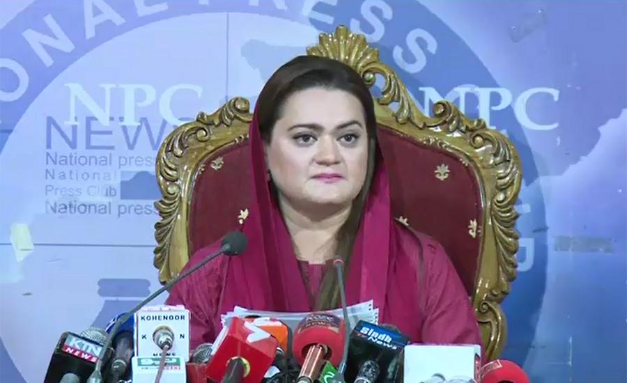 NAB launches inquiry against Marriyum Aurangzeb