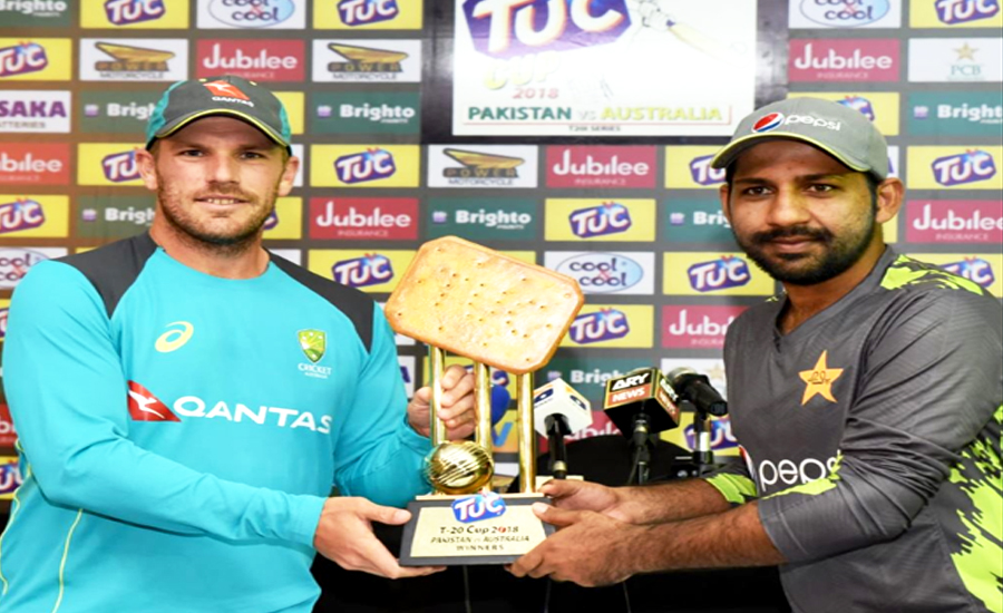 Pakistan take on Australia in 1st T20 today