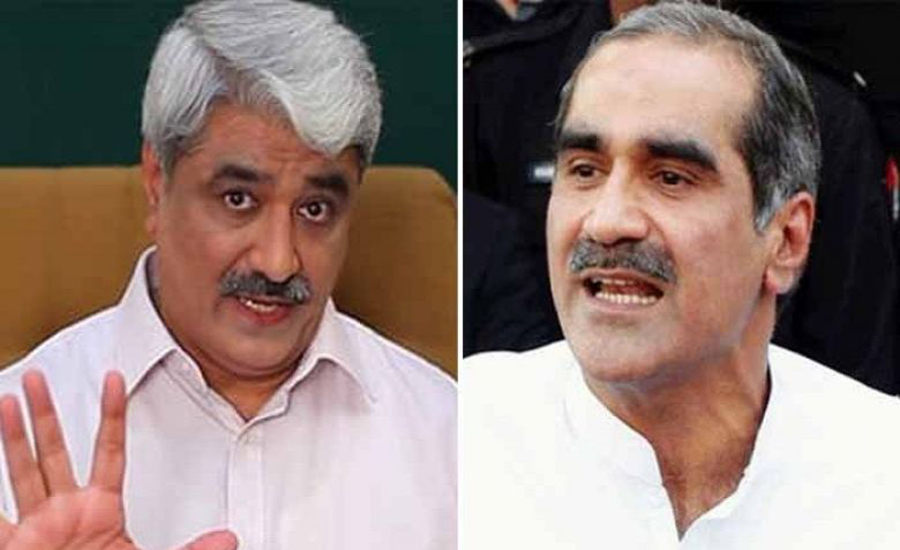 Saad pens letter to NAB chairman accusing DG NAB Lahore as biased
