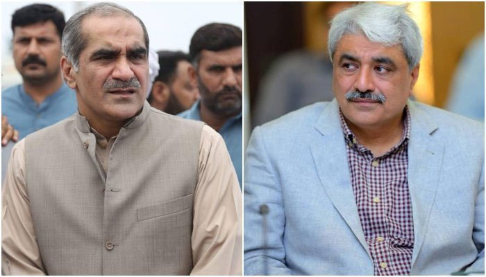 Saad Rafique, brother to appear before accountability court today